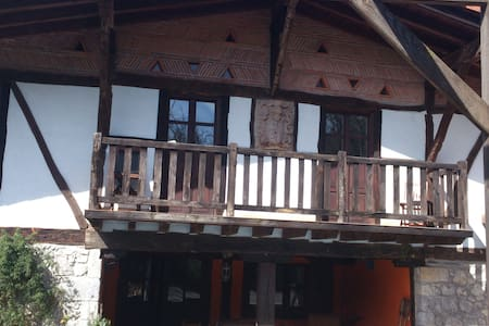 Caserío Reserva  de Urdaibai 2 - Bizkaia - Casa