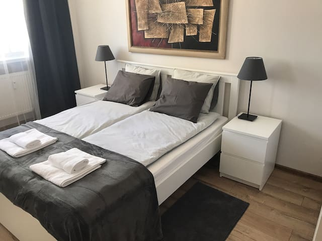 City Center Apartament For You metro ONZ Śliska