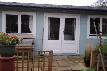 Greyhound Cottage Cabin - Claydon - Apartamento