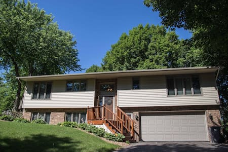 Beautiful home close to Ryder Cup - Chanhassen - Σπίτι