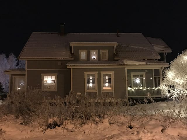 Cozy house close to Arctic Circle