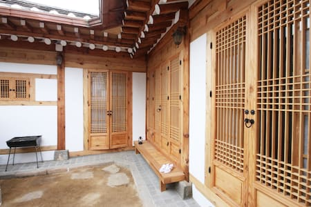 Korean Traditional Hanok - 首爾