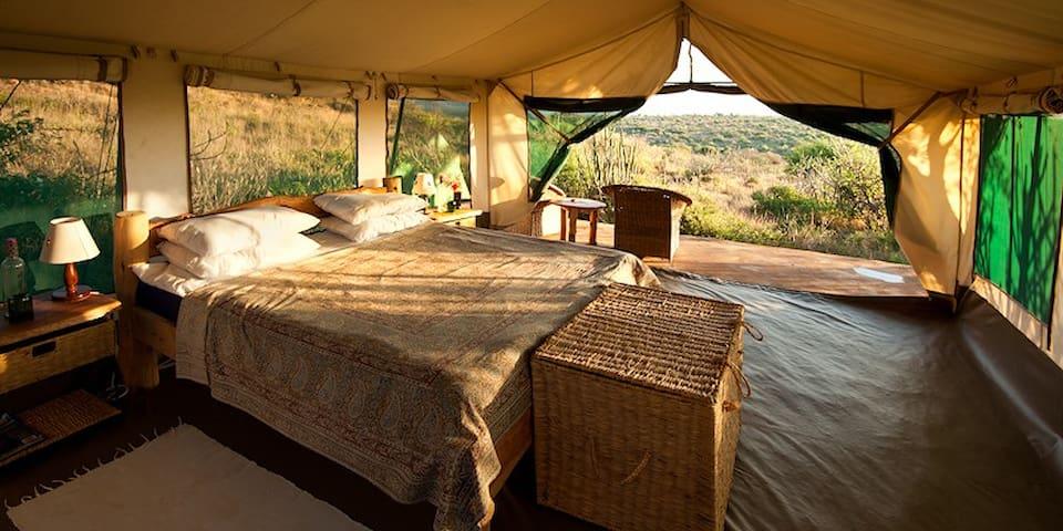 Best Adventure Camp in Kenya