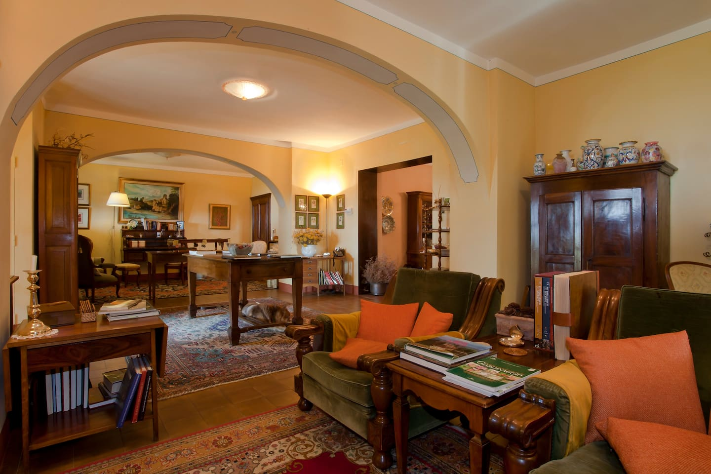 A charming B&B in Cortona Tuscany