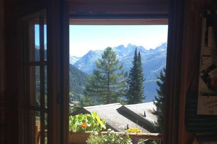 Chez Madò - Bagnes - Chalet