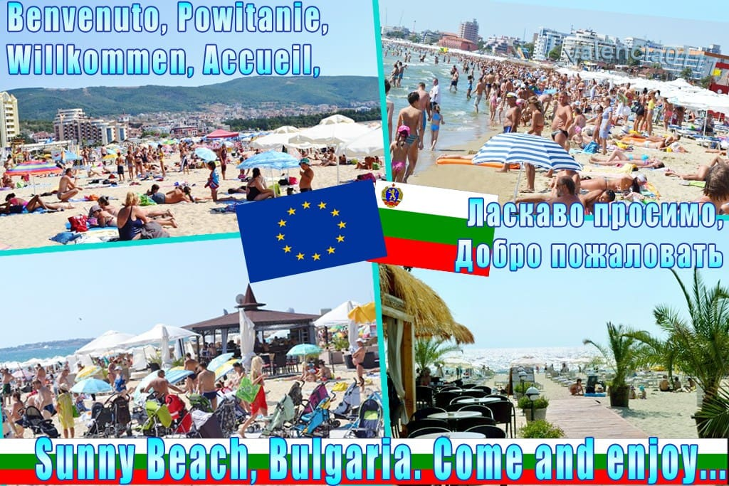 Sunny beach 2 rooms apartm with terrace and pool - Sunny beach pools ...