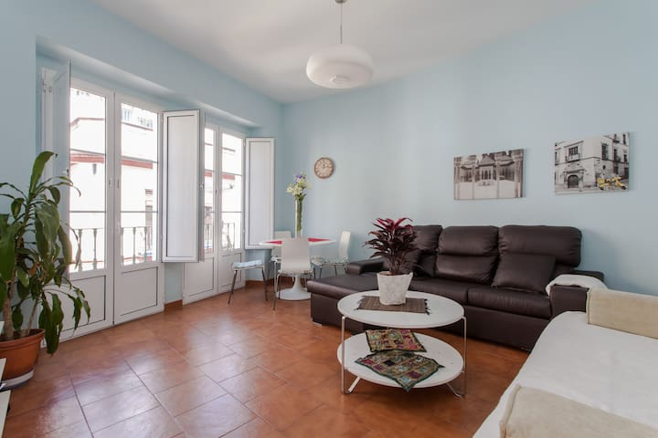 LOVELY HOME -1 MINUTE, CATEDRAL/Parking-Optional - Sevilla - Appartement