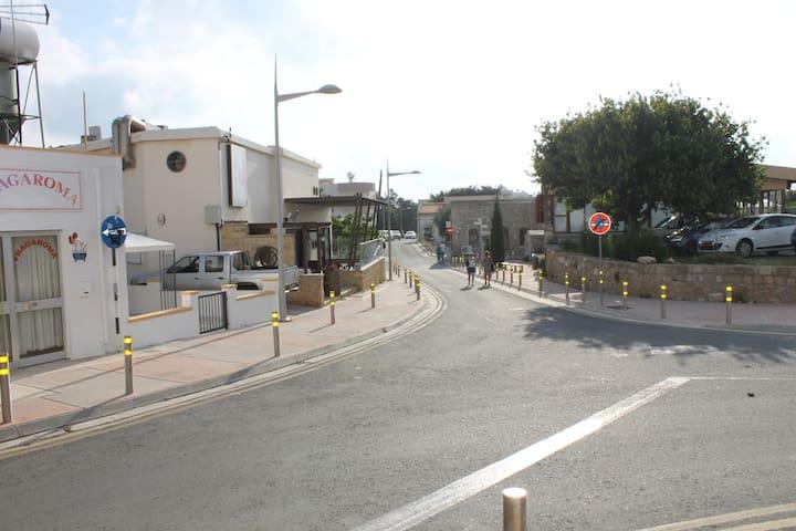 Fragaroma Town House kato Paphos - Paphos - Hus