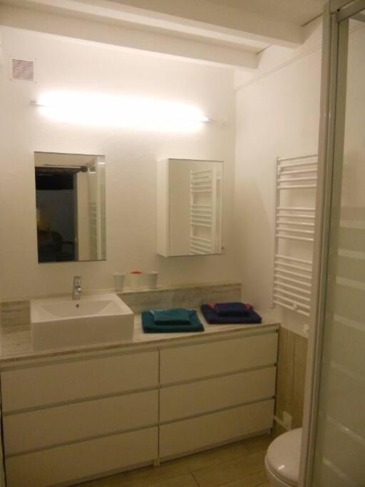 Badkamer Kamer 1 Galerij