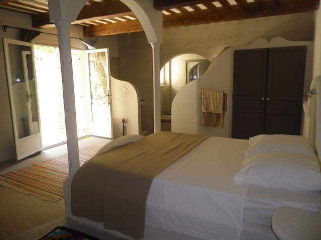 gite de charme ou chambre d'hote 25mn Avignon,Uzès - Castillon-du-Gard - Andre