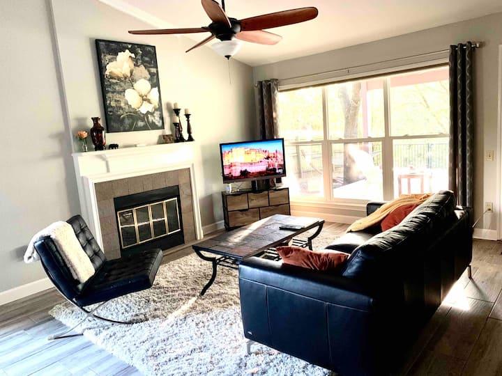 Cedar Park/Leander tranquil accommodation