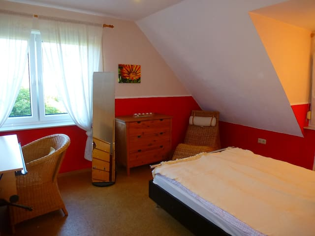 Room at the resort near Cuxhaven - Otterndorf - Bed & Breakfast