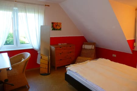 Room at the resort near Cuxhaven - Otterndorf