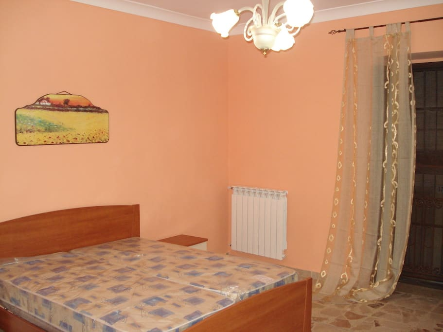 Large double bedroom on first floor