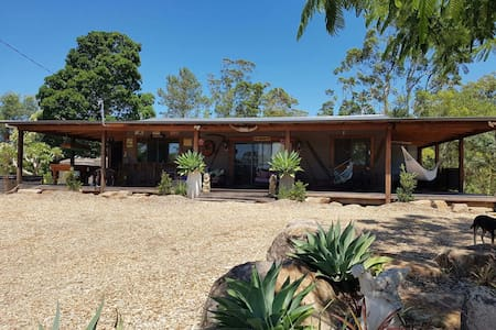 THE BILLI HIDEOUT - Byron Bay - Billinudgel