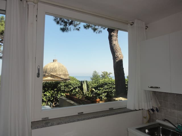 Apartment sea view and garden - Marciana Marina - Leilighet