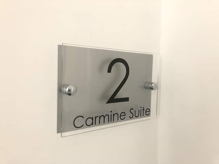 Carmine Suite Winter Gardens 2Bed Apartment