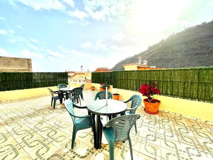 Confortable apartamento en Playa Santiago