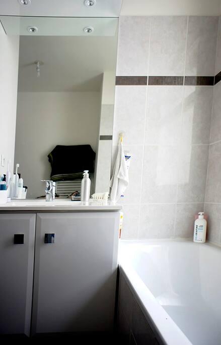Notre et votre salle de bain