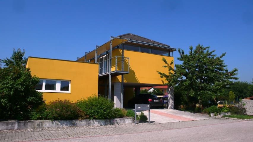 Baden,Bad Vöslau,Wr.Neustadt, Triestingtal, Vienna - Baden - Apartemen