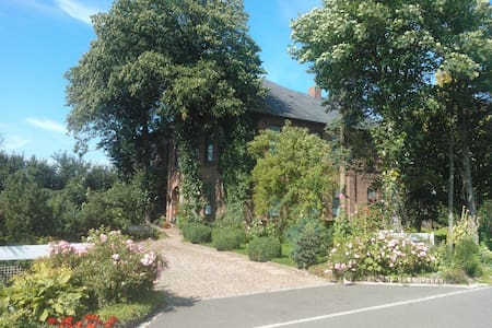 Pension Alte Dorfschule - Kaiser-Wilhelm-Koog - Bed & Breakfast