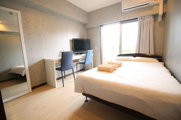 New! Walk 4min Sta. Modern apt / Shinjuku