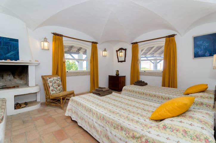 Yellow Suite with a Sea View - Lagoa - Casa