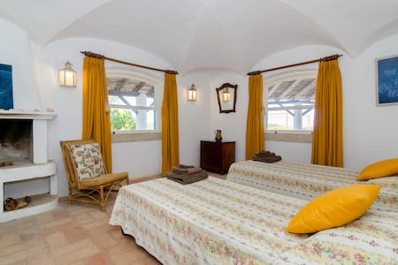 Yellow Suite with a Sea View - Lagoa