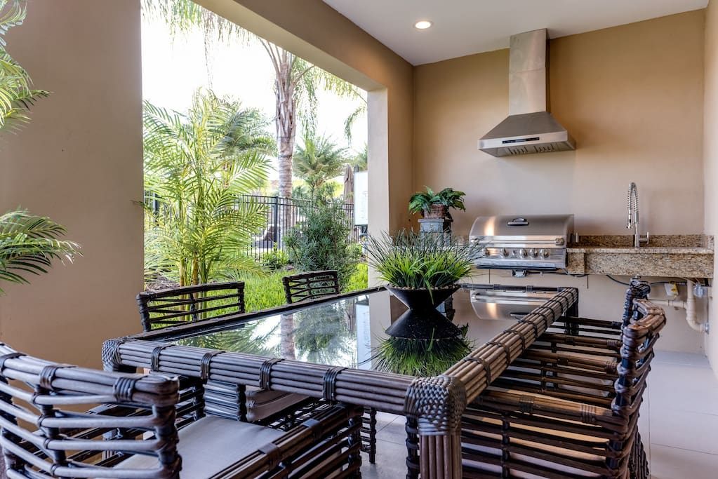 patio with gas bbq