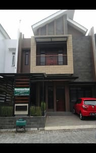 New Modern home - Garut  - House