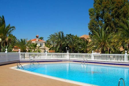 3 BEDROOM VILLA 2 MIN NEAR THE SEA - urrutias - House