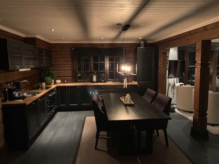 Hovden Lodge