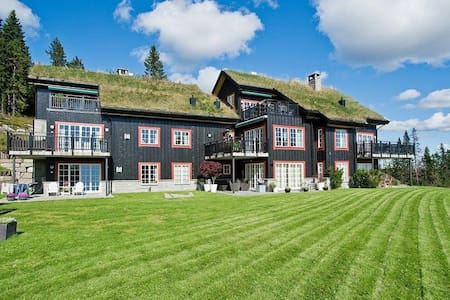 Holmenkollen, parking, sleeps 4 - Oslo
