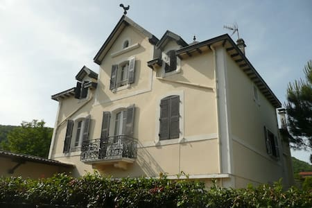 Southern France village dream home - Bouillac