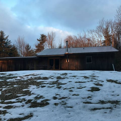 Sanctuary in the Woods - Newfield - Casa
