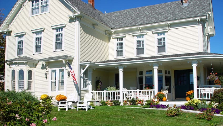 Taunton River BnB - Sullivan - Bed & Breakfast