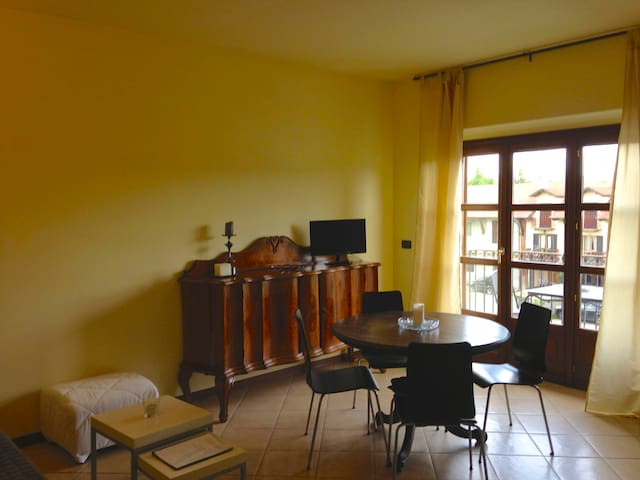 Apartment int. D5 at Villa Scati