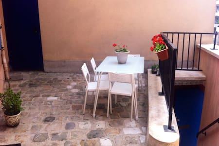 Nice Appart' with a terrace - Fontenay-aux-Roses - Apartamento