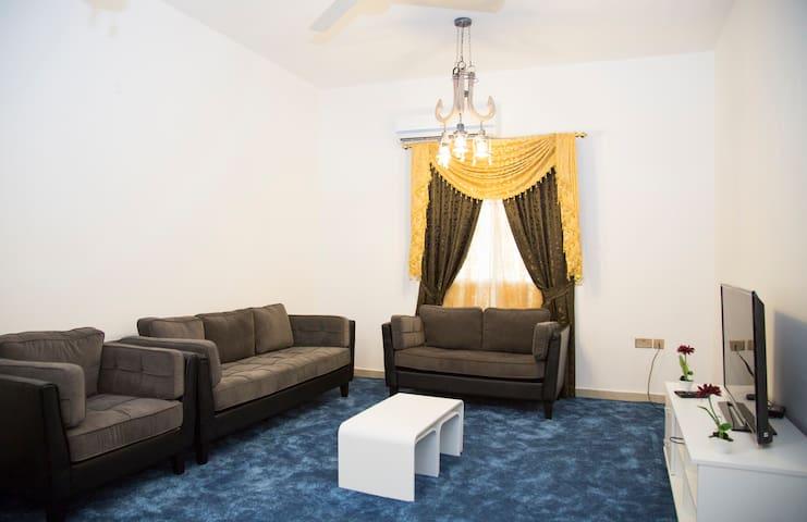 Cozy & Comfy 2BR apartment - Muscat - Departamento