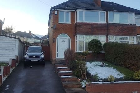 3 BED HOME - GREAT BARR