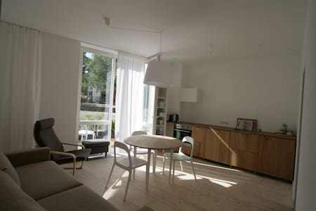 Bright and cosy 2BD with terrace - Juodkrantė