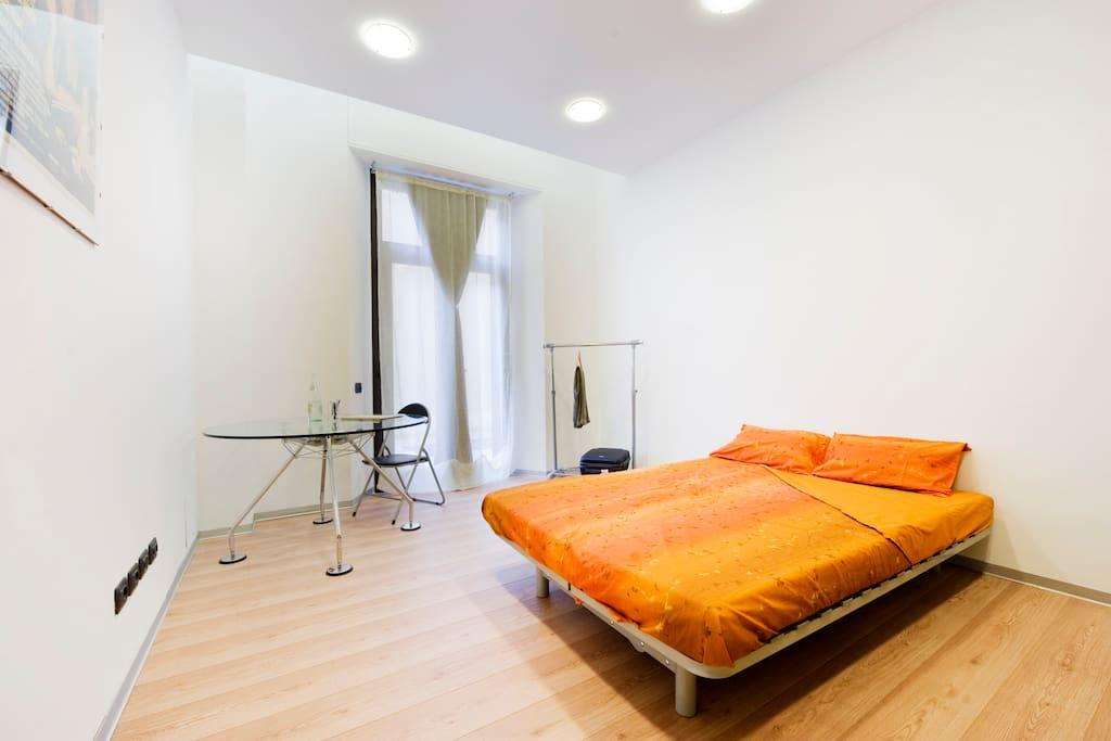 Grande stanza in centro a milano appartamenti in affitto for Appartamenti a milano centro