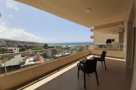 New 2 Bedroom Apartment near sea