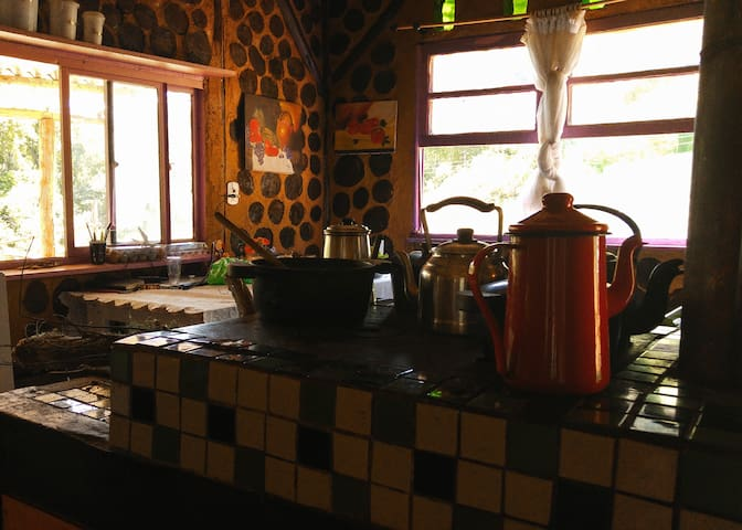 Vo Leonidia's farm - Rural Tourism