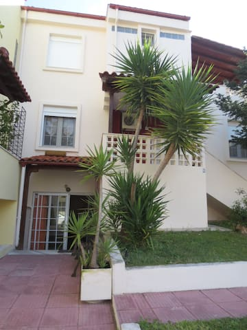 Apartment near Thessaloniki Airport - Neo Risio - Apartamento