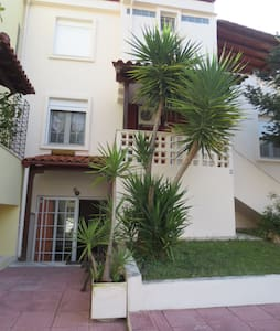 Apartment near Thessaloniki Airport - Neo Risio - Huoneisto