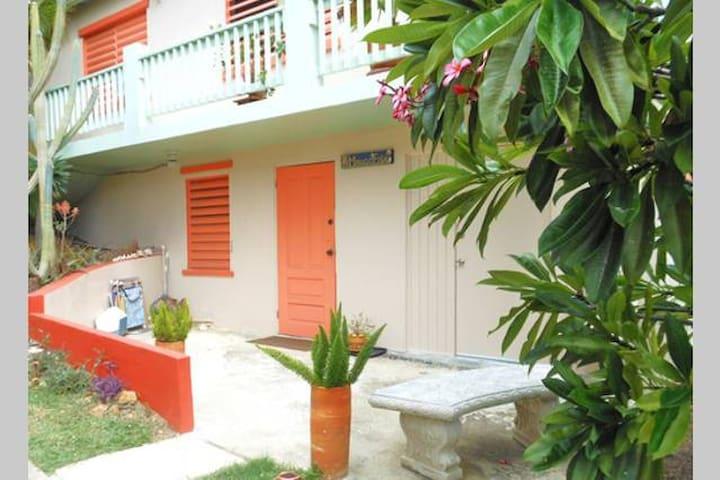 Palometa & SC Rooms @ MangoFish Guesthouse - Culebra - House