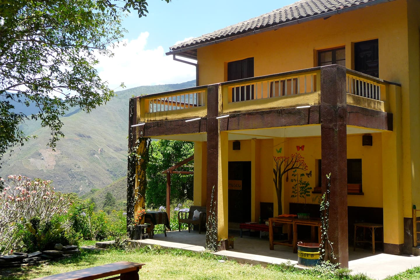 Tarapari Guesthouse & Biodiversity Garden - Bed and breakfasts for ...