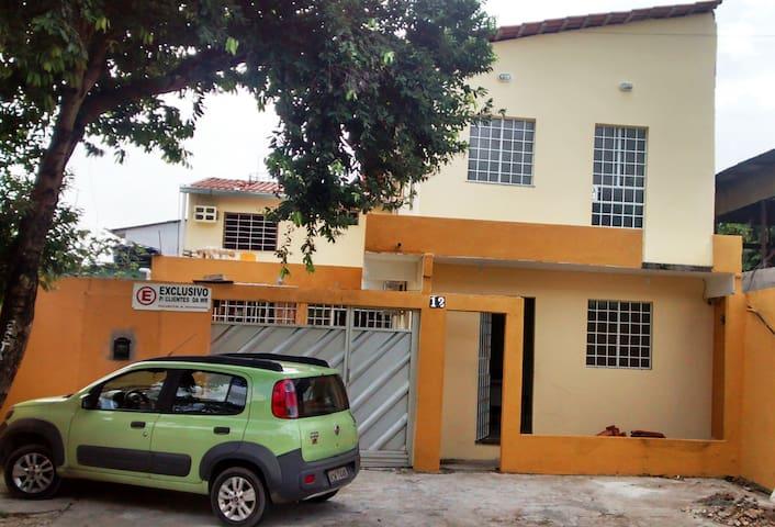 Apartament for cup Amazonas 2