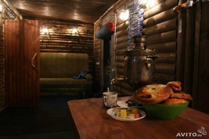 Домик в Лодейке  Великий Устюг   - Veliky Ustyug - House